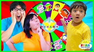 Mystery Wheel of Who Knows Combo Panda and Vtubers Better Challenge!