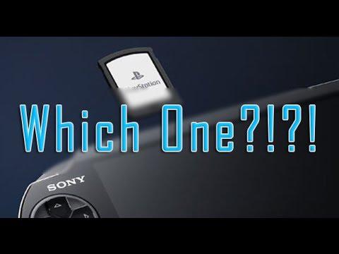 Choosing a PlayStation Vita Memory Card [HD]
