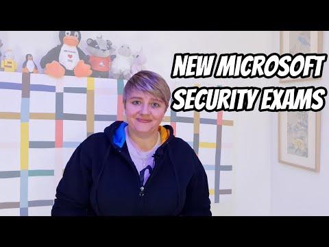 New Microsoft Security Exams! - YouTube