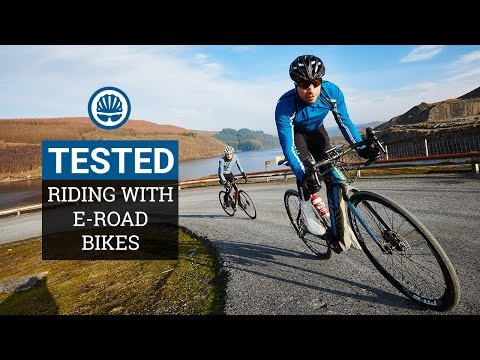 Road E-Bikes & Road Bikes – Do They Mix?