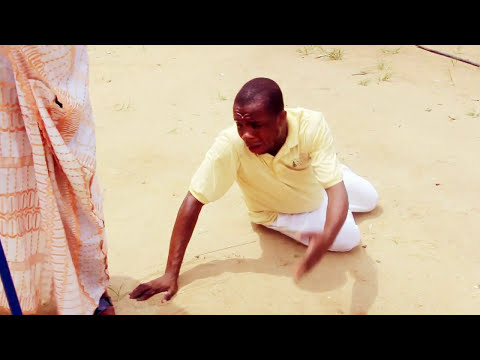 Nigerian man swallows snake ( Markangel comedy )