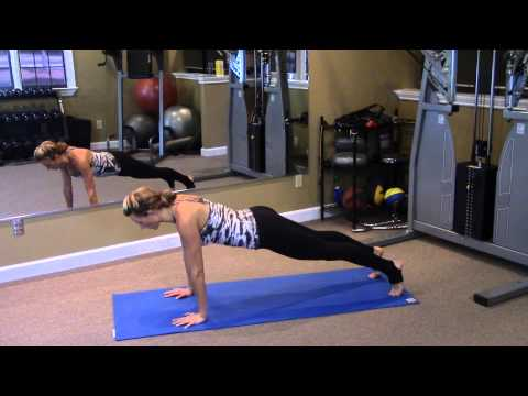 BodyWeight PiYo Fusion Workout