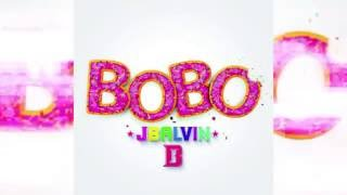 J. Balvin - Bobo (Official Audio)