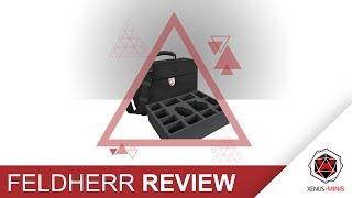 Product Review - Feldherr Miniature Carry Cases & Foam