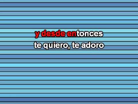 El 20 de Enero, letra - La Oreja de Van Gogh karaoke