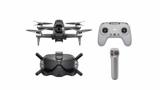 DJI FPV Drone everything you need to know Review