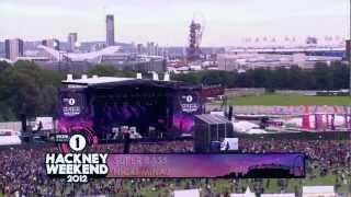 Nicki Minaj - Super Bass (Live At Radio 1's Hackney Weekend)