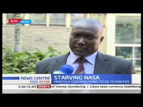 NASA Affiliates starve coalition as their deduction go to respective parties