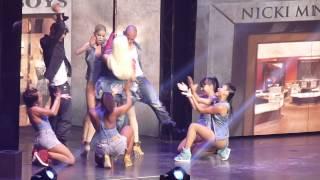 Nicki Minaj   THE BOYS  LIVE SYDNEY NOVEMBER 3OTH 2012 ROMAN RELOADED TOUR HD