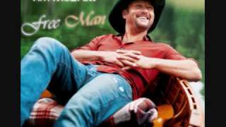 Tim McGraw - Free Man