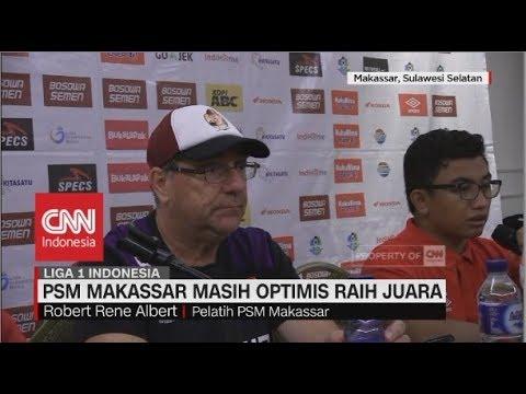 PSM Makassar Masih Optimis Raih Juara | Liga 1 Indonesia