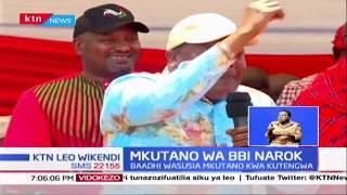 Viongozi wa MAA watoa maoni yao katika Mkutano wa BBI Narok