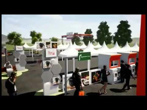 The IREN Growthpad Virtual Food Festival 2020 - Virtual Tour