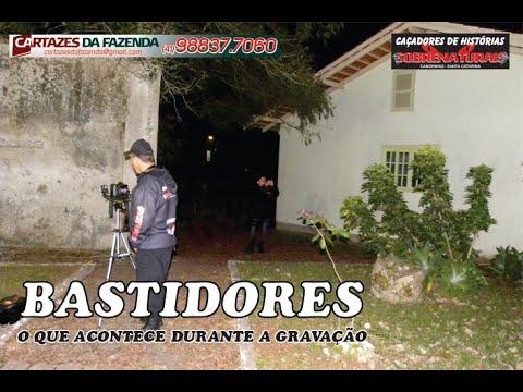 BASTIDORES DO LEPROSÁRIO