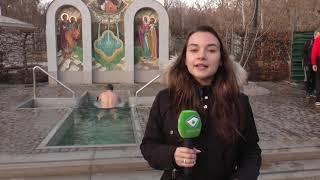 На Харківщині до Водохрещі обладнали 68 ополонок
