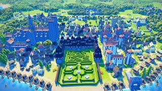Foundation | Ep. 8 | Biggest Castles & Military Forts | Foundation City Building Tycoon Update 1.6