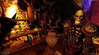 Divayth Fyr visit  Morrowind 2020 1440p Remastered OpenMW Normal Maps Vtastek Shaders