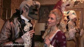 Thumbnail of the video 'Carnevale in Venice'