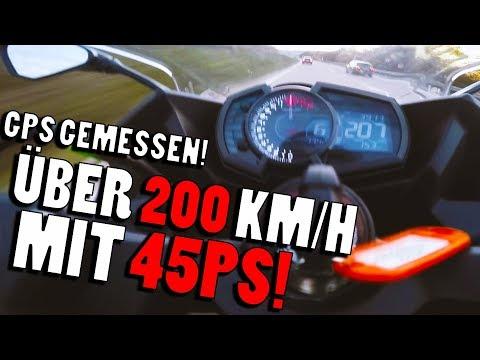 kawasaki ninja 400 top speed