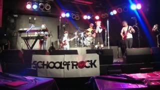 "Devo ""Praying Hands"" Performed by the Princeton School of Rock"