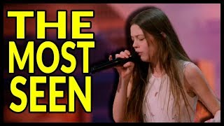 Top 7 MOST MILLION Views Acts on Got Talent World 2018