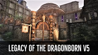 Skyrim Mods: ► NEW Legacy of the Dragonborn v5 Update 2019 | Complete Museum Overhaul