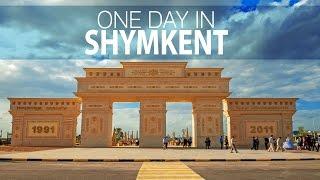 One day in Shymkent, Kazakhstan | Один день в Шымкенте, Казахстан