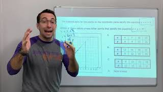 5.4(C) #1 - Number patterns and graphs