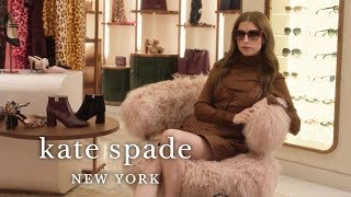Shop Fall Looks With Anna Kendrick | Kate Spade New York