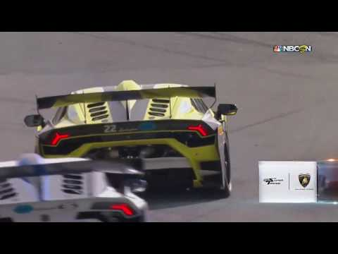 2019 Lamborghini Super Trofeo North America At WeatherTech Raceway Laguna Seca