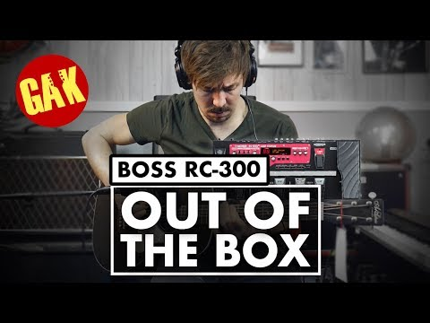 How To Use A Loop Pedal  (BOSS RC-300)