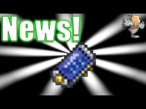 Terraria Mobile & Switch News! Beta, Carts, & Fun OH MY!