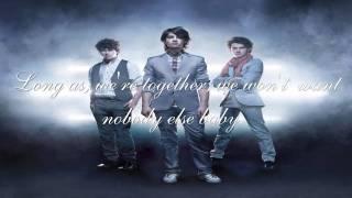 Jonas Brothers- JONAS LA sound track- Hey You (With lyrics)
