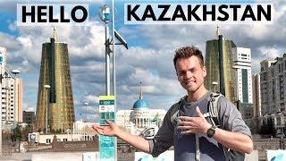 Welcome to KAZAKHSTAN! 🇰🇿