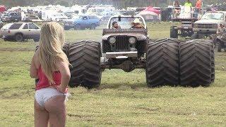 Mud Trucks Gone Wild Okeechobee Mud