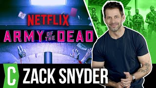 Collider News: Zack Snyder's 'Army of the Dead' Gets Netflix Release Date and Handy Poster by Collider