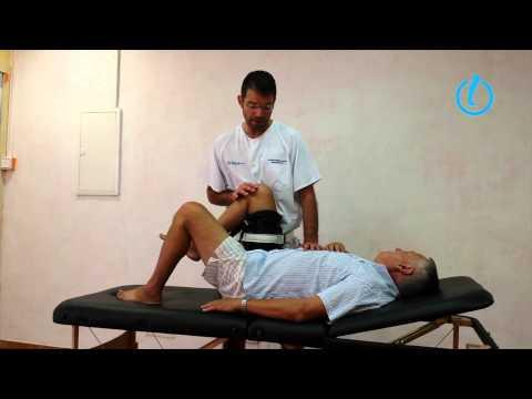 Debilidad en la nuca del dolor de cuello