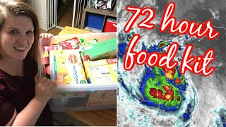 Our 72 Hour Emergency Kit For A  Family Of 6 Less Than $90