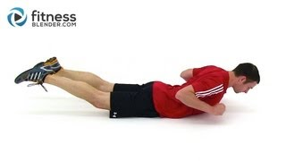 Lower Back Toning and Strength - Lower Back Workout by FitnessBlender