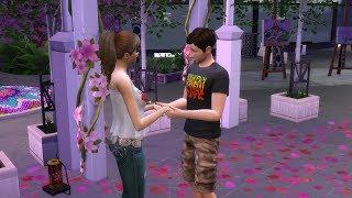 At the Romance Festival with Tara