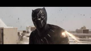 Captain America : Civil War - Extrait : Rencontre avec Black Panther
