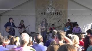 Lilly Hiatt & John Hiatt SXSW 2013