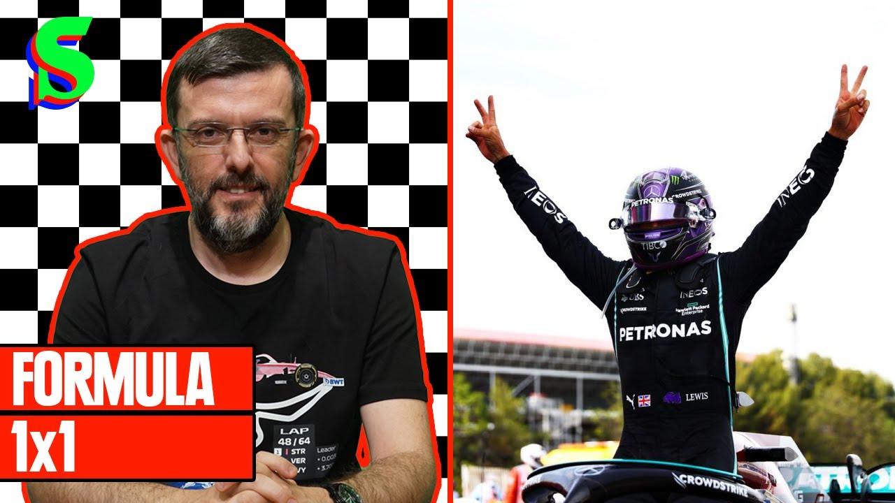 F1 Portekiz GP, Hamilton'ın Zaferi, Verstappen, Bottas, Hatalar | Serhan Acar'la Formula 1×1 B5