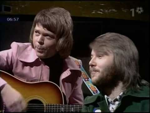 ABBA - People Need Love (Swedish TV) Full version - ((STEREO))
