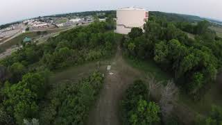 DJI FPV: Flying Around a Park
