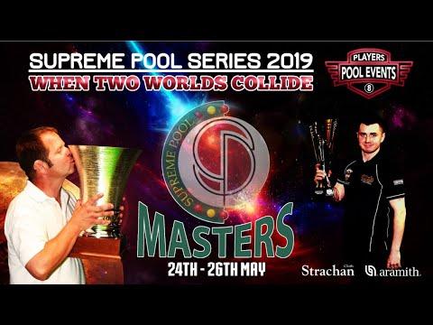 Chris Melling vs Liam Dunster - The Supreme Pool Series - Supreme Masters - Loser R2 - T16