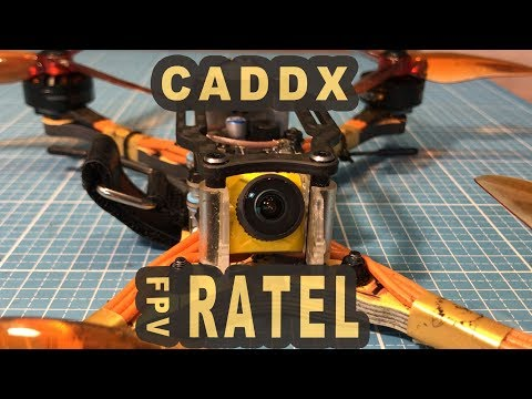 CADDX Ratel 1.66mm with Diatone GT R548 MK3