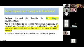 Procesos y derechos de familia