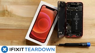 Apple iPhone 12 mini Teardown iPhone 12… But mini