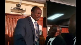 Not guilty, Obado pleads, remanded - VIDEO